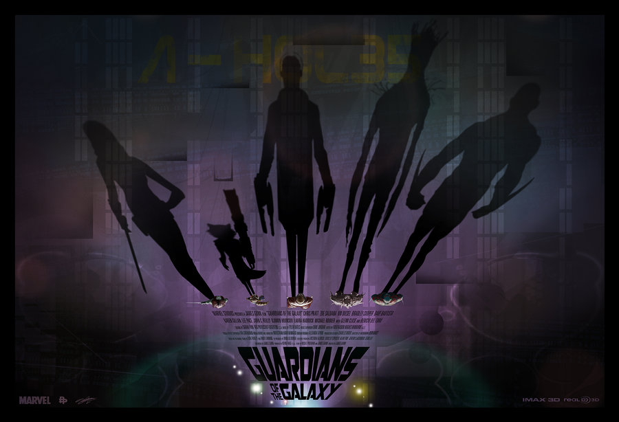 guardians_of_the_galaxy_by_andyfairhurst-d7l9oqx