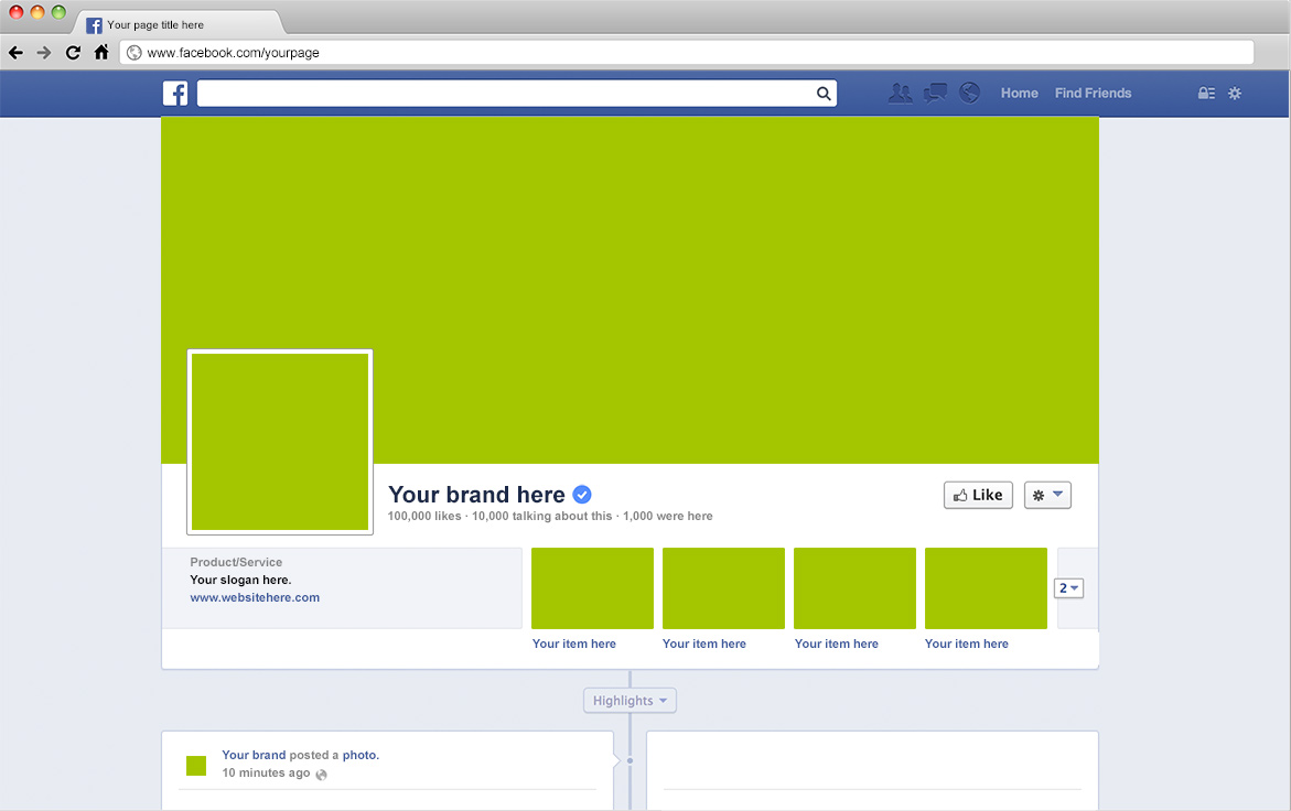 Facebook_Profile_PSD_Mockup